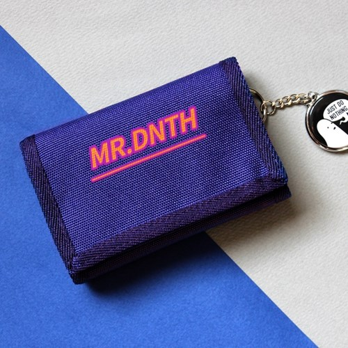 Mr.donothing Velcro wallet