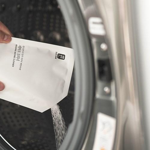 [생활공작소] 세탁조 크리너 450g x 8개_(637379)