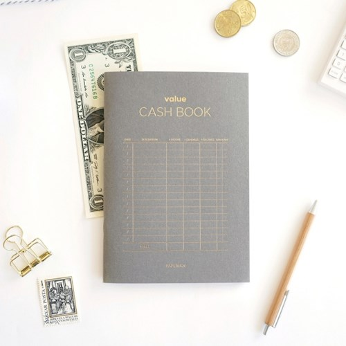 Value - 캐시북