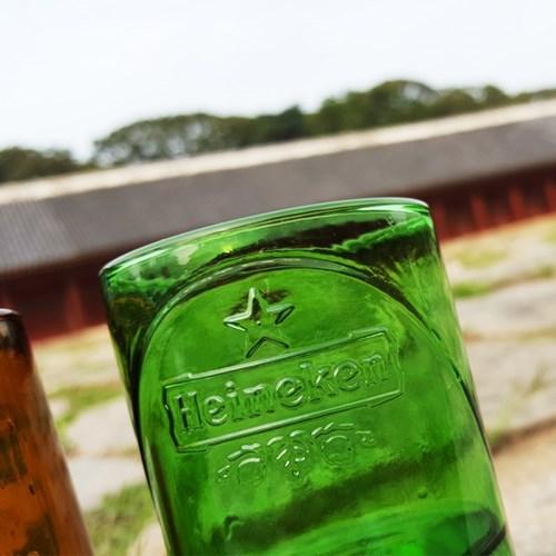 하이네켄 맥주컵 4P 세트