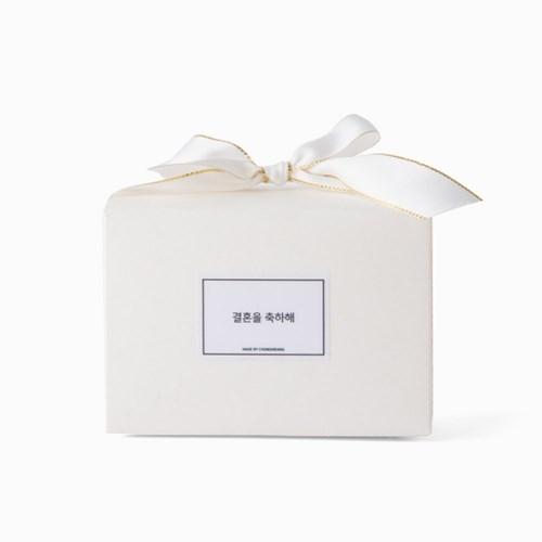 [청미당X텐바이텐] 깨소금 선물세트