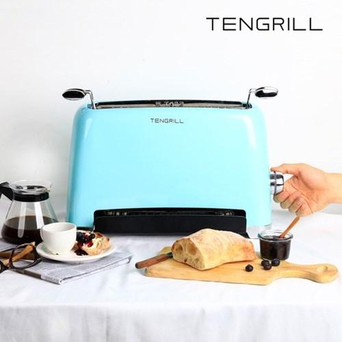 텐그릴 토스터 블랙 TGK17-G10 생선토스트기 에어프라이어