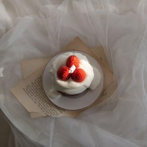 [텐텐클래스] (창원) 사계절 내내 향기로운 딸기케이크 캔들