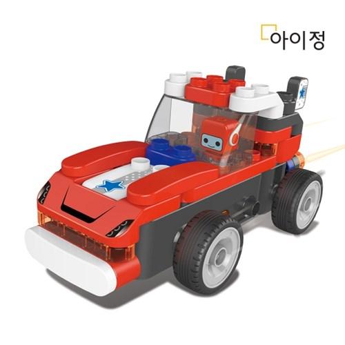아이정 파이블럭 5종변신 보보 레이싱 RC카