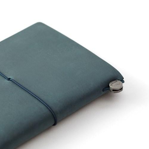 트래블러스노트 패스포트 사이즈 (블루)