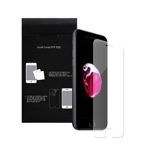 크레앙 9H 글라스 아이폰8 강화유리 5매