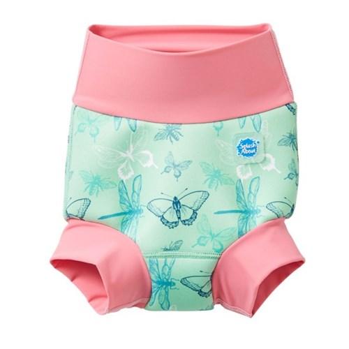 리유저블 수영장기저귀 뉴 해피내피(드래곤플라이)