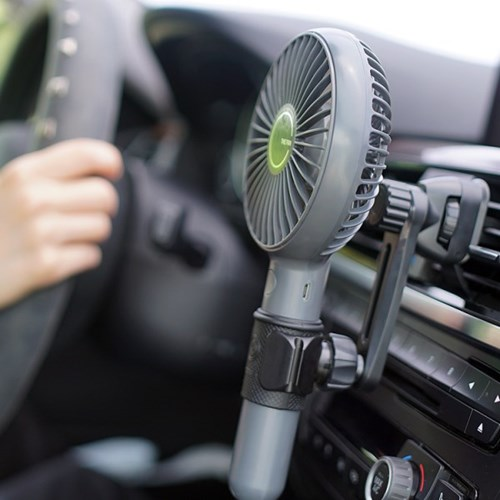 TheFAN 투웨이 멀티 휴대용&차량용선풍기
