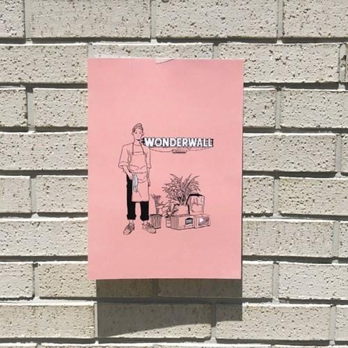 서울민 PEOPLE poster ver.1