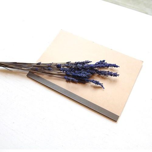 라벤더 한 묶음