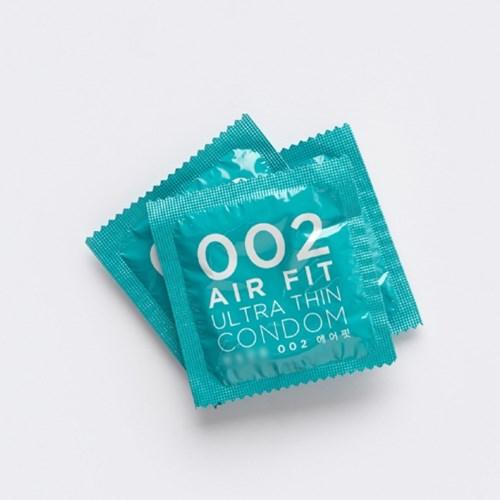 바른생각 콘돔 002에어핏(초박형) 12개입