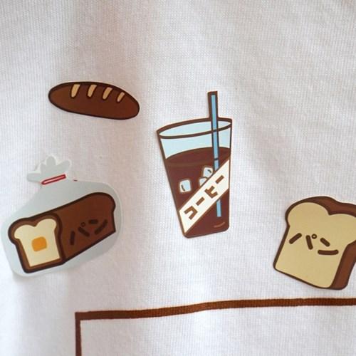 수바코스티커_빵&커피/여름