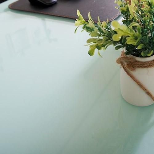 식탁 강화유리 상판 책상 테이블 탁자 DIY유리 조립_(1860606)