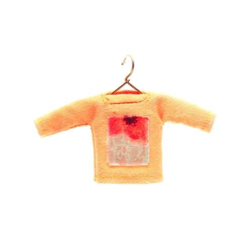 요마네 1012바디용의상 립 맨투맨 티셔츠,