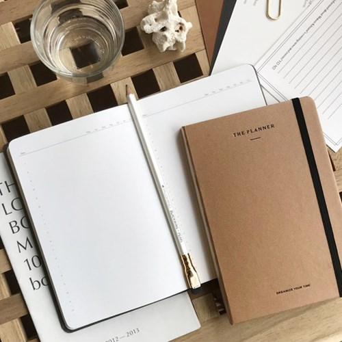 THE PLANNER ver.3_(S) - Time plan