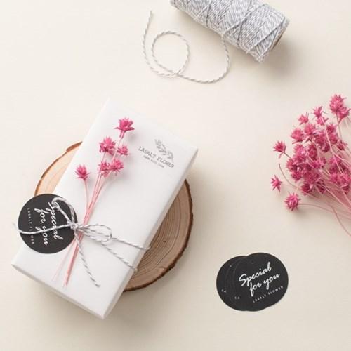 카니발빼빼로2개 기프트3종세트_핑크미니콘(기프트+쇼핑백+카드)