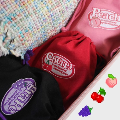 3 Fruits pouch