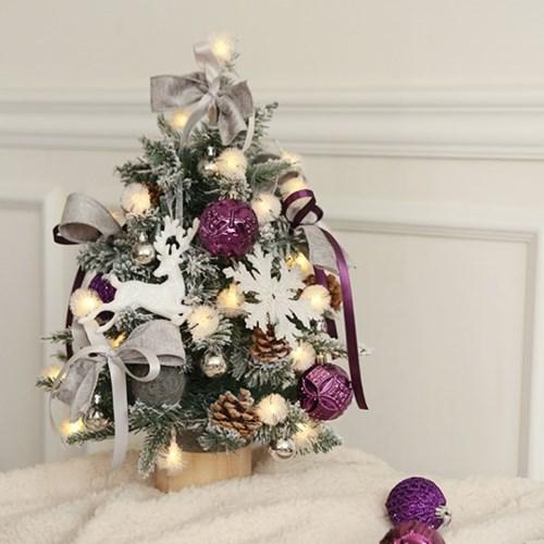 캐슬 크리스마스장식볼 오너먼트 (4개set) [3color]_(611385)