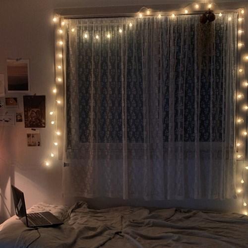 [무료배송] LED 화이트앵두전구 [4type]