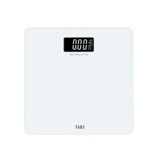 디지털 컬러체중계 (사각) MI-S01