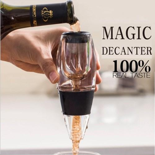 매직디캔터 magic decanter  휴대용 디캔터