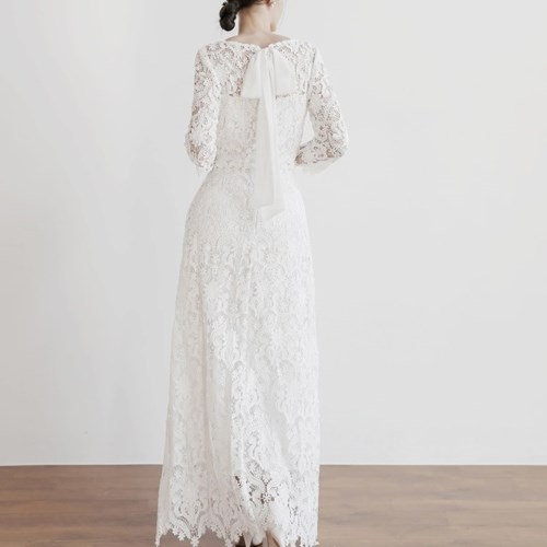 [CLAIR DE LUNE] BELLA DRESS