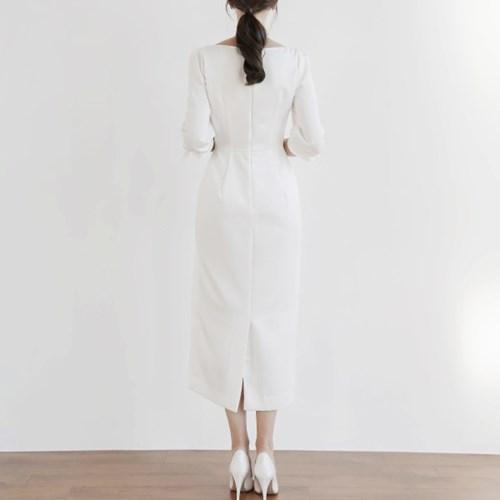 [CLAIR DE LUNE] RHEA DRESS