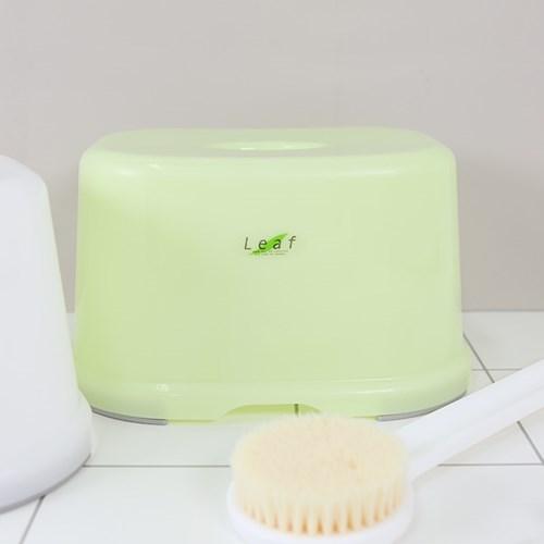 Inomata 욕실 미끄럼방지 욕실 안전의자 발판 LEAF_(922560)