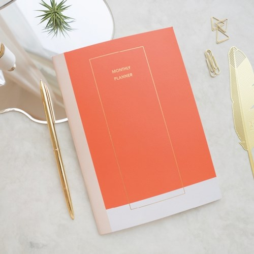 Nemo Monthly Planner (4 Types)