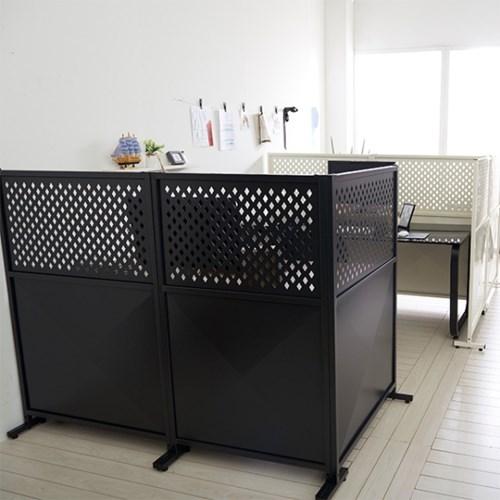 가림막 마름모 파티션 사무실 책상 칸막이 한정수량_(2099159)