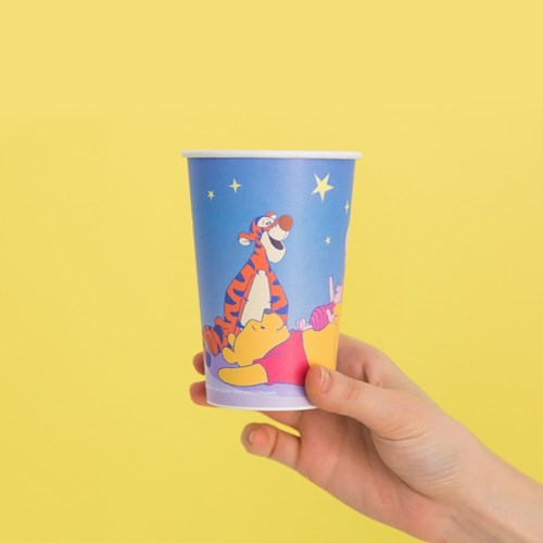 [Disney]위니더푸_파티컵(10ea)(종이컵,13oz)