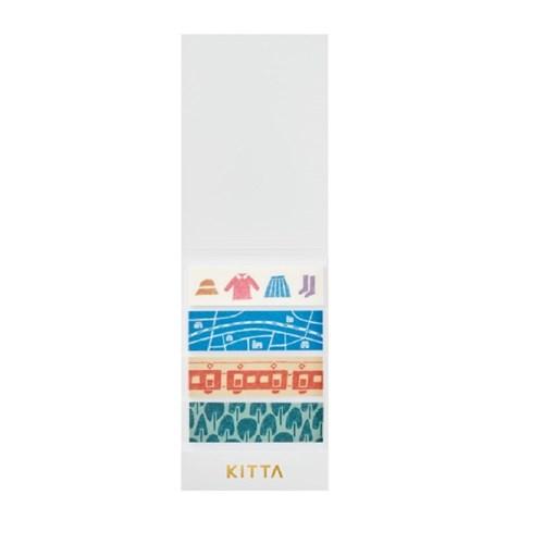 [KITTA] 포켓형 마스킹 테이프_KIT030 여행