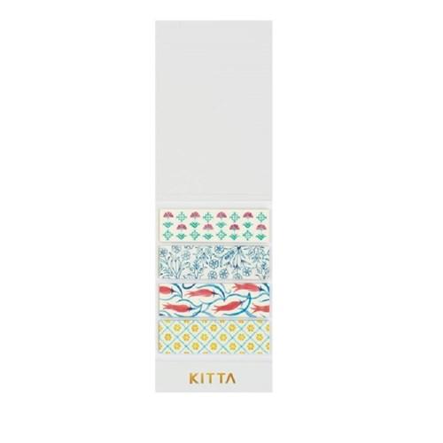 [KITTA] 포켓형 마스킹 테이프_KIT042 당초