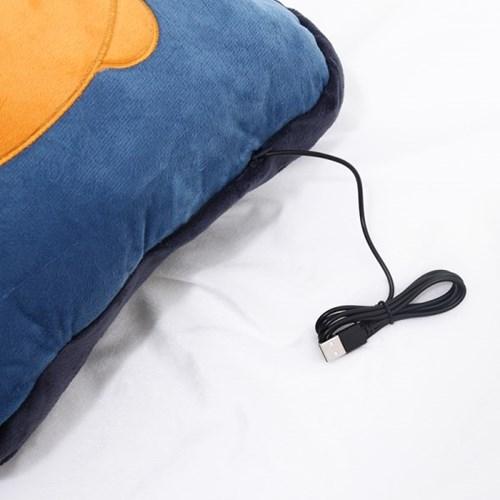 카카오프렌즈 USB 온열 발쿠션_(3936121)