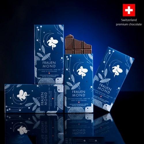 [선물패키지]프라운문트 여성을 위한 스위스초콜릿 3PCS 허브12종