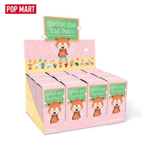 [팝마트코리아 정품 판매처] 구비폭스-키즈시리즈_박스