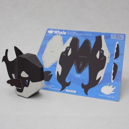 [DNA PaperToy] 고래, 팽귄 페이퍼토이 / 자연보호페이퍼토이