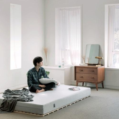 [프로젝트슬립] 저상형 원목 침대 프레임 우드파레트 SS/Q