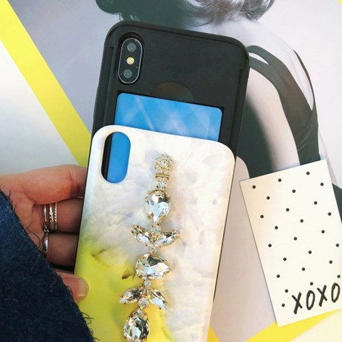 LUCID 아이폰 카드수납케이스