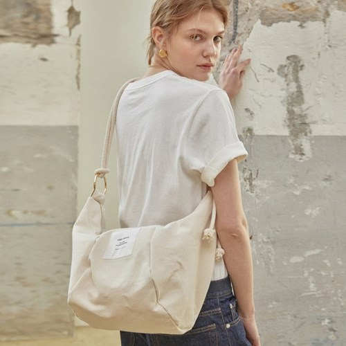 Canvas String Sling Bag_IV