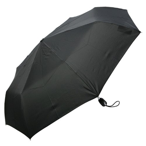 rain s. 레인스토리 3단 자동 우양산 - 블랙