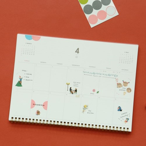 Deco sticker (color) - 22mm