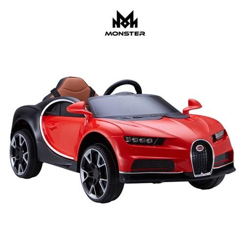 부가티시론 클래식 유아전동차 아기자동차