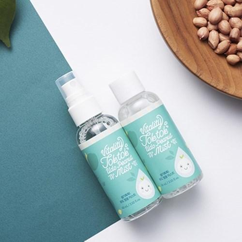 우도땅콩 미스트 + 자연유래 핸드크림 30ml (택1)