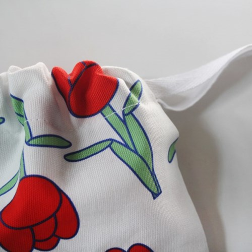 Tulip string pouch s