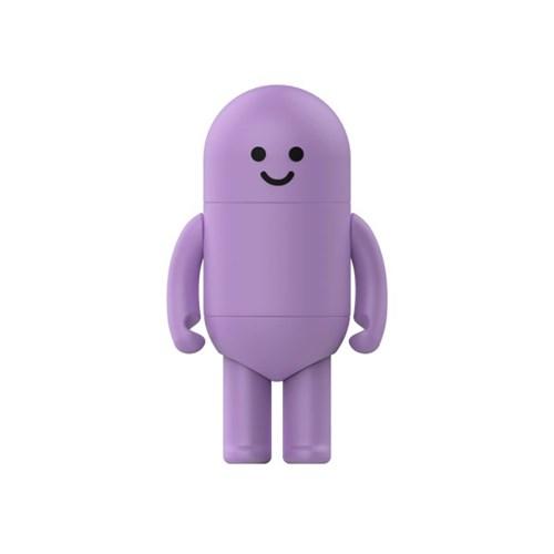 [빅더토이 컬러시리즈] 싱거운 퍼플, Bland Purple 세트