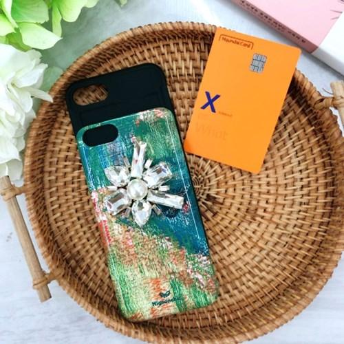 SPELL 아이폰 카드수납케이스