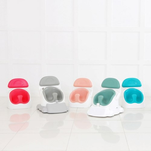 젤리맘 와이즈체어 붕붕세트(아기 점보의자+카트)