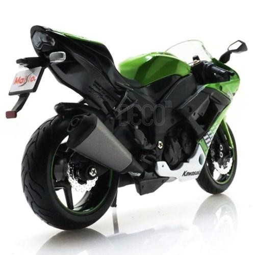 1:12 Kawasaki Ninja ZX10R 마이스토 미니카