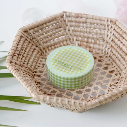 New Color Gingham Check Masking Tape